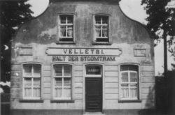 Café Velletri in Oudenbosch